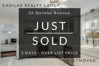 Quimby Sold