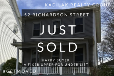 richardson Sold